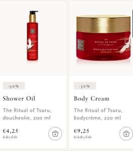Tot 50% Sale bij Rituals