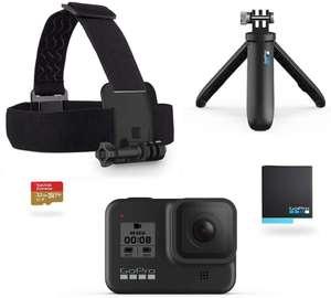 GoPro Hero8 Black Holiday Bundle (Amazon NL)