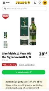 Jumbo Glenfiddich 12 years