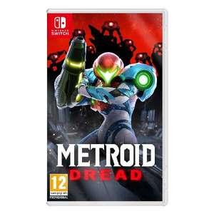 Metroid Dread Pre-order (Nintendo Switch)