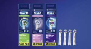 Dubbele korting Oral-B opzetborstels