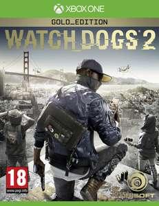 Watch Dogs 2 - Gold Edition (Nordic) - Xbox en evt PS4 tegen meerprijs