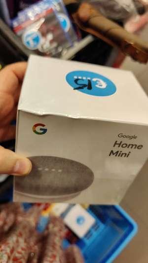 Lokaal?! Google Home Mini afgeprijsd bij de AH!