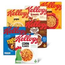Kellogg's Kids of Tresor 1+1 gratis bij de Dirk!