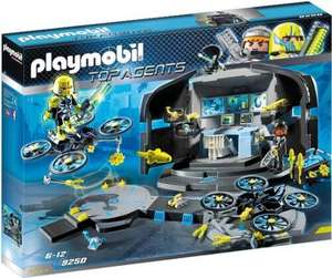 Playmobil Dr. Drone's commandocentrum - 9250