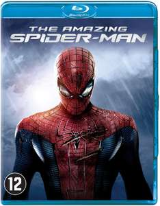 The Amazing Spider-Man (Blu-ray) (Prime)