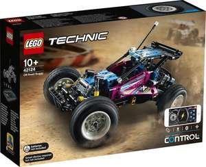 LEGO Technic Terreinbuggy - 42124 - Laagste Ooit