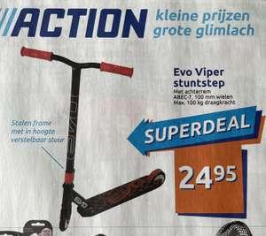 Evo Viper stuntstep ABEC-7 €24,95 @Action