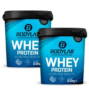 Doublepack Whey Protein (2 x 2000g)