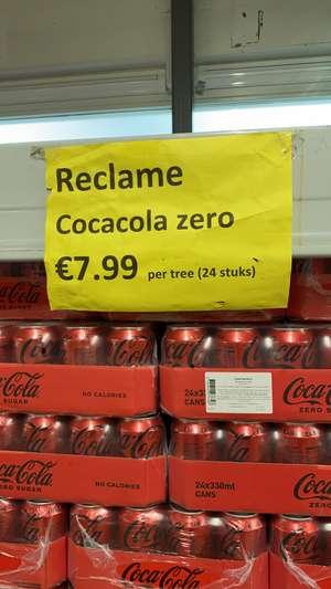 [Amersfoort] Coca Cola Zero tray