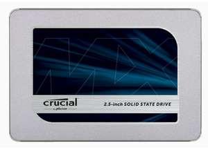 "[prime] Crucial MX500 2,5"" 1TB SSD"