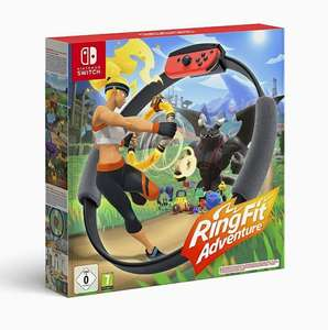 [Prime] Ring Fit Adventure, Switch