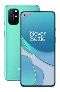 Oneplus 8T Aquamarine Green 8GB + 128GB @ Amazon.de