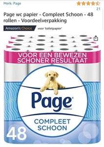 Page wc papier - 48 rollen - Voordeelverpakking