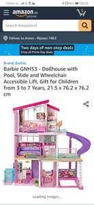 Barbie gnh53 Dolhouse