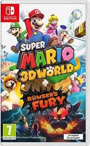 [Nintendo Switch] Super Mario 3D World + Bowser's Fury