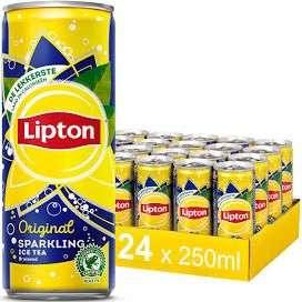 [Prime] Lipton Ice Tea 24 x 250ml blikjes (veel soorten)