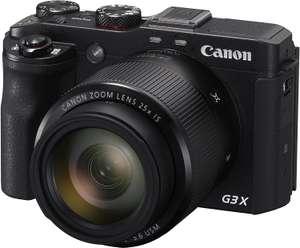 Canon PowerShot G3 X, bij Amazon.nl voor €469