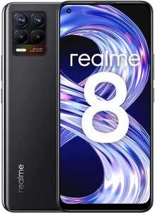 realme 8 Smartphone 4GB/64GB @ Amazon.de (Prime)