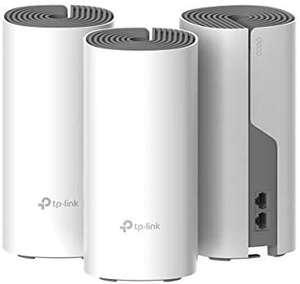 [Prime Day] TP-Link AC1200 Multiroom Mesh Wifi-systeem, 100 Mbps-poorten