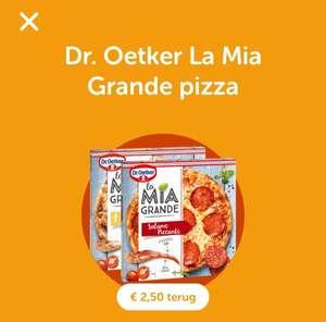 2,50 korting op La Mia Grande [Tikkie]