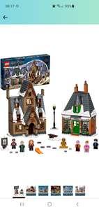 Lego Harry Potter Hogsmeade village