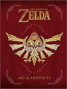 [Prime Day] Legend of Zelda Art & Artifacts hardcover art book €10,38 @amazon.nl