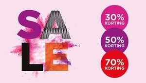 Sale tot 70% korting op geselecteerde artikelen @ ICI Paris XL