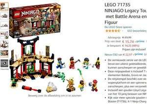(PRIME) LEGO Ninjago 71735
