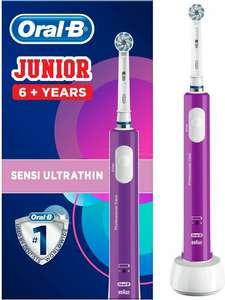 Oral-B Junior Elektrische tandenborstel (paars) én €5 extra cashback!