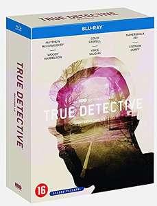 HBO True Detective Seizoen 1 t/m 3 Bluray Box @ Amazon FR (Prime)