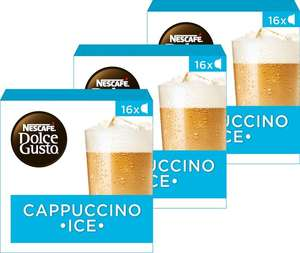 Dolce gusto ice cappucino