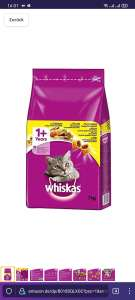 Whiskas Droge Voeding Katten - 7kg