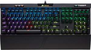 Corsair K70 RGB MK.2 Cherry MX Brown switches