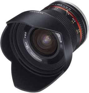 [PRIME] Samyang 12mm F/2.0 NCS CS Sony E/Fuji X