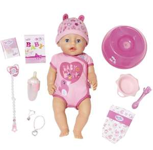BABY born Soft Touch Girl [PRIME DAY]