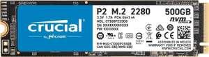 [PRIME .DE] Crucial P2 500GB NVMe SSD @Amazon DE