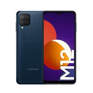 Samsung Galaxy M12 Smartphone 4GB/64GB (128GB is €149) @ Amzon.de (Prime)