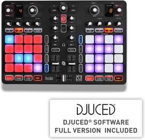 Hercules P32 DJ-Controller @ Amazon.nl