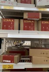 Ikea Hengelo, alle Stråla (kerst)verlichting in kaarsvorm voor €2,-