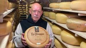 Help Brabantse Monniken van hun (La Trappe) kaas-overschot