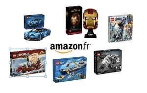 Amazon.fr - Lego 3 halen = 2 betalen op 91 verschillende sets (Technic/Friends/City/Ninjago/etc)