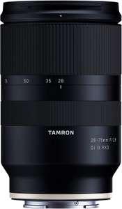 Tamron 28-75mm F/2.8 Di III RXD Sony E-Mount @ Amazon NL