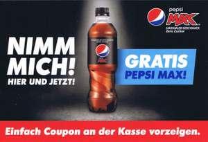 """[Grensdeal] """"Gratis"""" Pepsi Max 0,5L bij verschillende Duitse supermarkten met coupon (+€0,25 statiegeld)"""