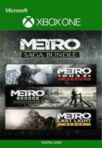 Metro Exodus saga Xbox