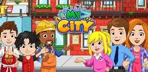 My city: Thuis gratis op Google Play en App Store (iOS)