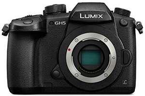 Panasonic Lumix GH5 body - (niet op voorraad)