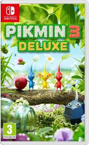 Pikmin 3 Deluxe (Nintendo Switch) @Amazon