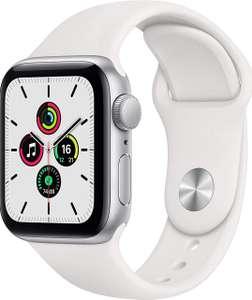 Apple Watch SE 40mm Zwart/Wit/Roze