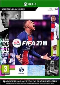FIFA 21 - Xbox One & Xbox Series X